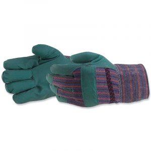 gloves-pvc-green 28087